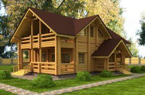 Дома с мансардой: фото проектов и планировки
