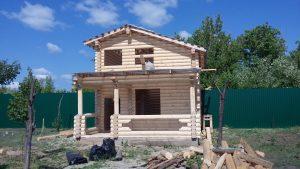 Фото проектов одноэтажных деревянные домов до 100 м2