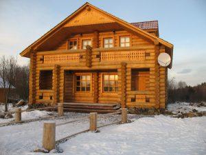 Красивые двухэтажные дома: фото проектов
