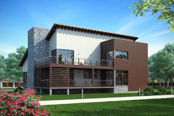 Проект  дома 79-23